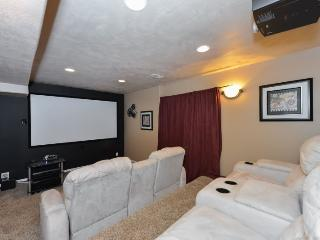 Wasatch Retreat, a Large Draper Vacation Home near Little Cottonwood Canyon, Salt Lake City