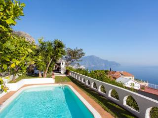 Casa Stella property with private pool, Amalfi