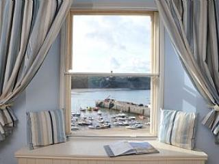 This Apartment Overlooks Tenby Harbour
