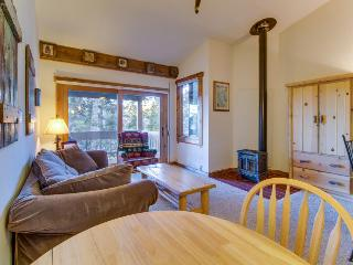 Ski-in/ski-out & rec center access/hot tub, dog-friendly!, Truckee