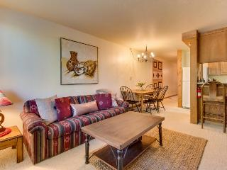 Dog-friendly with ski-in/ski-out access & resort amenities!, Truckee