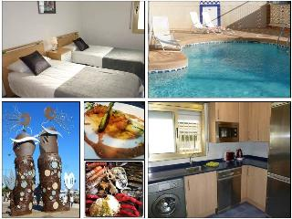 The ideal summer home for families, Cambrils