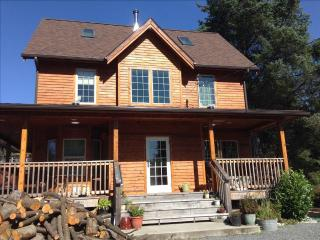 Cedar Haven Vacation Rental, Sitka