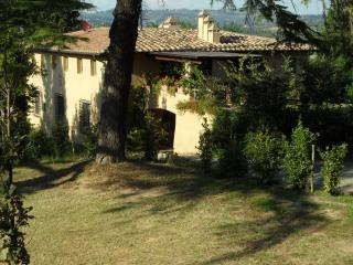 Villa in Tuscany Near Certaldo and the Chianti Region - La Vinaia