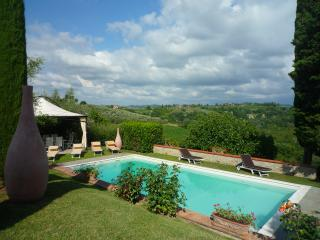 Tuscan Villa with Private Pool on an Olive Oil Estate  - Villa Pia, Montespertoli