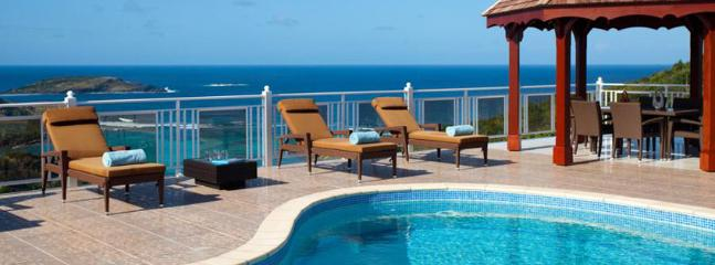 Villa Soleil Levant St. Barths Villa 270 A Roomy Villa Located On The Heights Of Toiny., Petit Cul de Sac