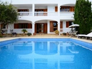big house with 6 rooms for 12 pers. ibiza town, Sant Josep de Sa Talaia