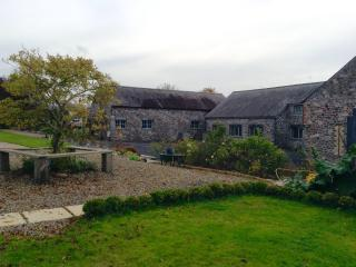 Beautiful Barn Conversion in Wales, Llangadog