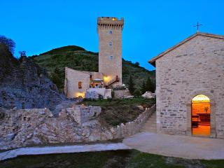 One of the most ancient historic castle in Umbria, Foligno