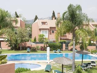 Apt. with barbecue,terrace Mar, Marbella