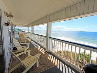 Starline B-Gulf FRONT-2BR/2BA*10%OFF April1-May26*Sleeps 8-Mexico Beach!