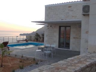Incredible sea view,private pool,great sunset, Plakias