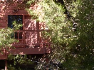Spacious private entrance room, full bathroom, Idyllwild