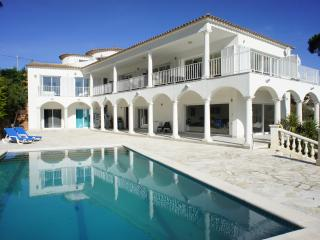 Luxury Villa with Sea Views, Calonge