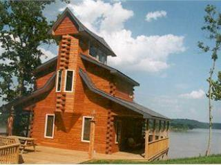 Colucci Log Cabins on the Ohio River, Herons Nest., Louisville