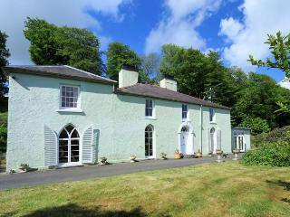 Glandwr Country House  5*  Holiday Let, Tresaith