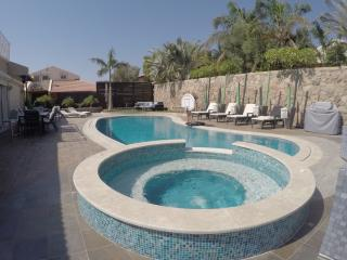 Luxury Villa in Eilat for family holiday