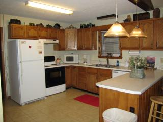 Fully Equipped Kitchen  has all of the amenities of home.