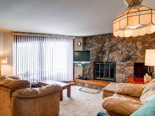 2 BR/2 BA, delightful condo, within walking distance to Lake Dillon Sleeps 7