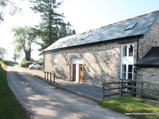 Ashwick Hayloft, Nr Dulverton - Quality coliday cottage in rural location on Exmoor