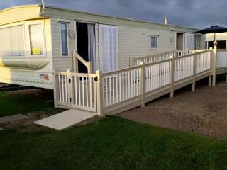 Disability adapted caravan, Camber