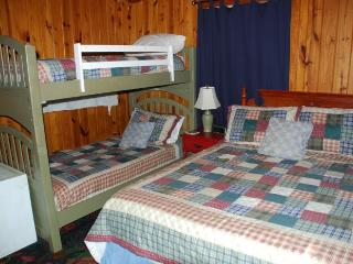 Cozy Cabin on the Lake in the Woods, Scottsboro
