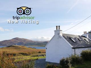 Cnoc Uaine, cottage in Braes, Portree