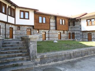 The Library complex, 11 Chalets in total