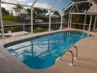 Marco Island waterfront home for rent