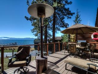 Lakefront 4BR Kings Beach Condo with Panoramic Views