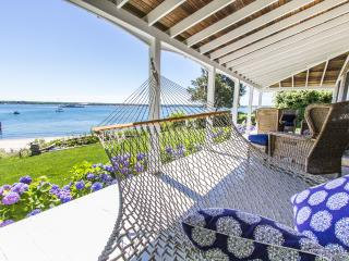 JEWER - West Chop Waterfront,  Private Beach on Sound and Private Beach Rights to Hancock Beach one of the Vineyards most Gorgeous Ocean Beaches., Vineyard Haven