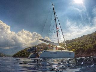 Catamaran Sailing Antigua, St. John's