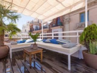 Amazing Terrace GranVia/Chueca with terrace 3 BD, Madrid