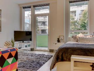 Downtown Seattle studio-style condo - close to everything!