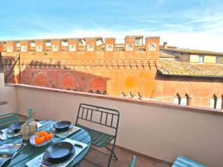 Romantic Flat in the heart of Siena