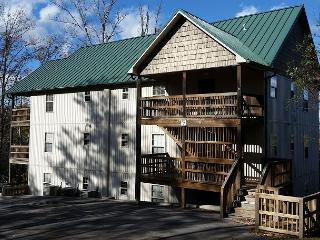 Pinnacle View B a 3 bedroom chalet that sleeps 12. Access to resort amenities, Pigeon Forge