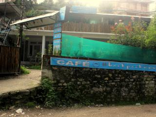 Guest house cafe, Manali