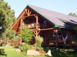 Lodge Style Home in the Blackhills of South Dakota, Rapid City