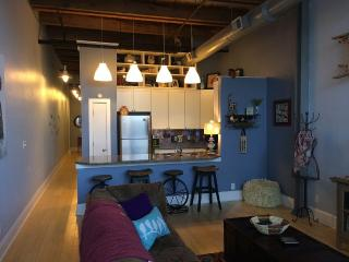 Trendy Downtown Loft, Indianapolis