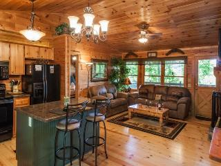 Little Bear Paw-Cozy tree top cabin, Ellijay