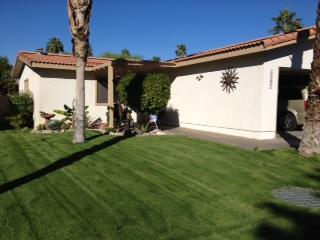 single  story home, Palm Desert