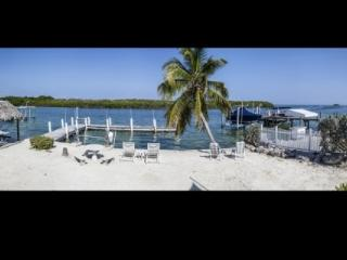 Ocean Front House with Private Dock, Tavernier