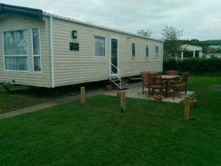 3 bed prestige caravan in Craig tara holiday park, Ayr