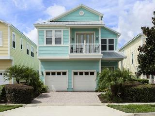 Key West style home - 5 bed - Covered Pool - Pool fence - Games room, Loughman