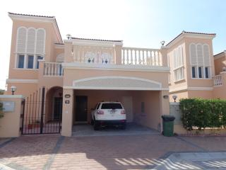Furnished Villa 2 bedroom with Garden in JVC (38), Dubai