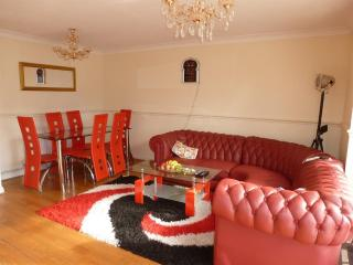 3 Bedroom House Furnished Country Close to London, Dubai