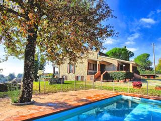 Villa Orizzonte with private pool, Vagliagli