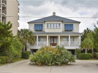 Luxurious Ocean Front Home With Private Pool, Pawleys Island