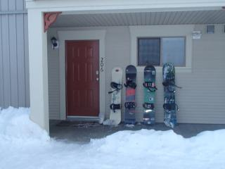 Walk-out unit with ski in/out access Pet Friendly, Silver Star