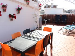penthouse with terrace85m2, downtown, Nerja